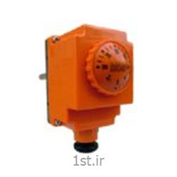 عکس قطعات و تجهیزات سرمایشی، گرمایشی و تهویه مطبوعترموستات مستغرق (غوطه وری) تکبان TLV 93 M