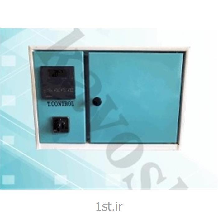 کوره الکتریکی 1200  درجه مدل خوابیده 2 لیتری