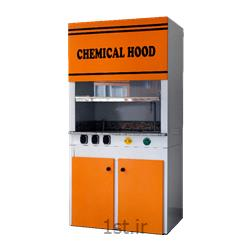 هود شیمیایی بدنه فلزی با رویه سرامیک عرض 120
