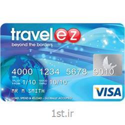 ویزا کارت با نام دلاری تحویل در امارات