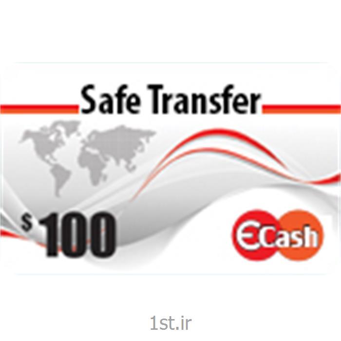 عکس خدمات کارت اعتباریشارژ ویزا کارت 100 دلاری