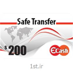 عکس خدمات کارت اعتباریشارژ ویزا کارت 200 دلاری