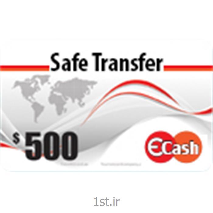عکس خدمات کارت اعتباریشارژ ویزا کارت 500 دلاری