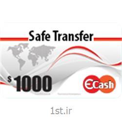 شارژ ویزا کارت 1000 دلاری