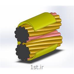 سی کلمپ ( C CLAMP) از جنس مس اکستروژن