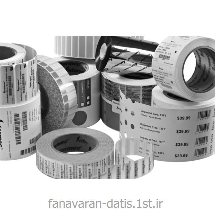 عکس برچسب بسته بندیلیبل پی وی سی پلاستیکی و ضد آب (PVC Label)