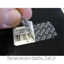 عکس برچسب بسته بندیلیبل وید مقاوم مخصوص گارانتی (Void Label)