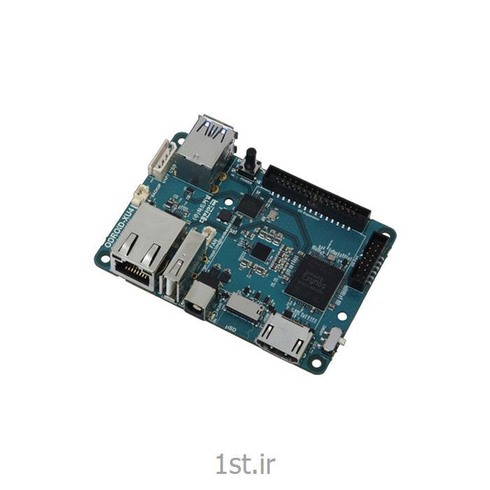 عکس پی سی استیشن ( مینی کامپیوتر )مینی کامپیوتر هاردکرنل (hardkernel ODROID)