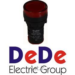 چراغ سیگنال AD22-22DS-R LED