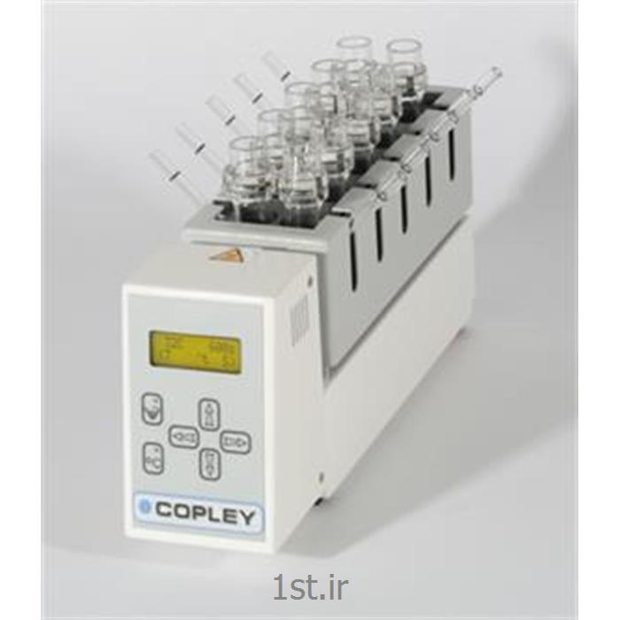 دستگاه تست انتشار پماد و کرم مدل HDT1000<