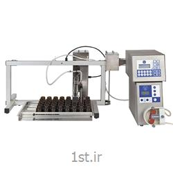 دستگاه پر کن نیمه اتوماتیک ویال - Semi automatic vial filling system