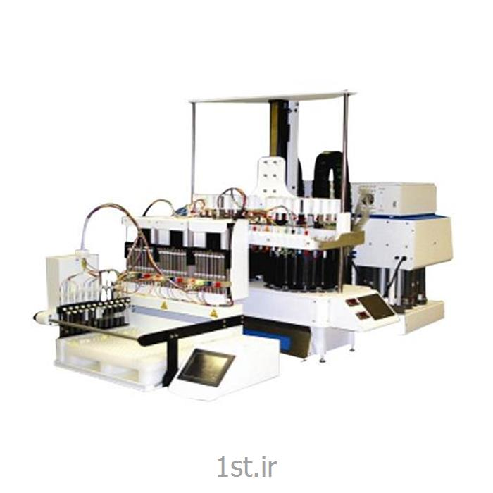عکس تجهیزات تست کردن ( آزمایش )دستگاه تمام اتوماتیک تست انحلال قرص USP 7
