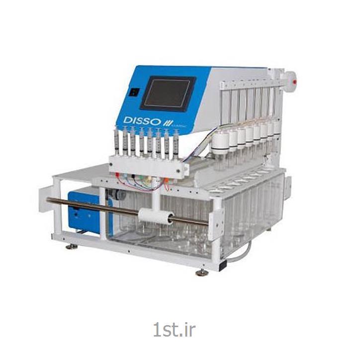 عکس تجهیزات تست کردن ( آزمایش )دستگاه اتوماتیک تست انحلال قرص -USP3 Dissolution Testing