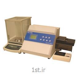 عکس تجهیزات تست کردن ( آزمایش )دستگاه تست سختی سنج قرص اتوماتیک - HDT-400L Hardness Tester