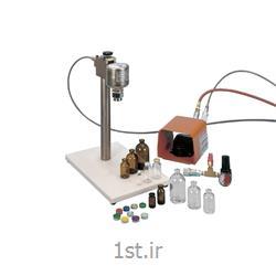 دستگاه درب بند نیمه اتوماتیک ویال Powered Vial Crimper