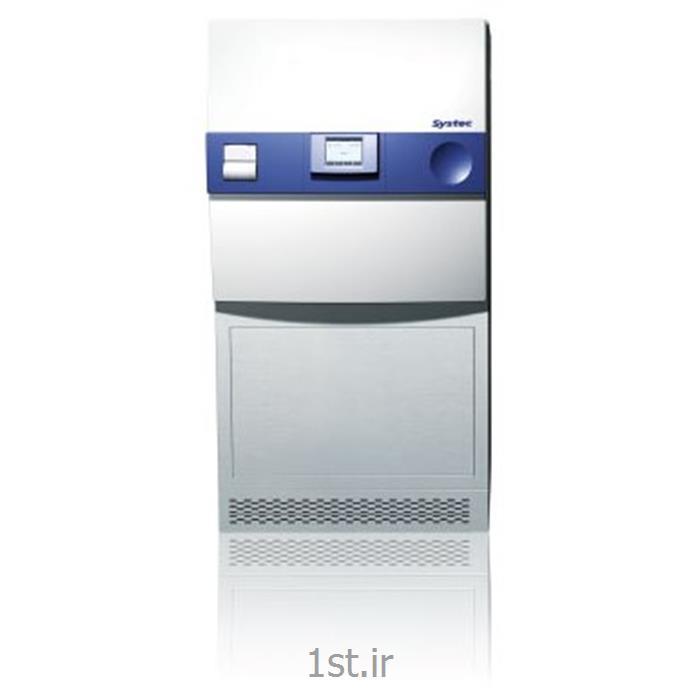 دستگاه اتوکلاو زمینی آزمایشگاهی از شرکت Systecآلمان - Horizontal, Floor standing Systec Autoclave