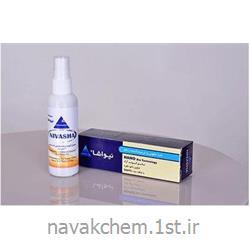 عکس داروی پوستیاسپری ضد عفونی و ترمیم کننده زخم نیواشا nivasha