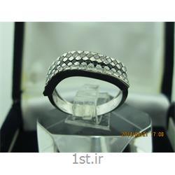 انگشتر نقره طرح هندسی رامینا 53-0215