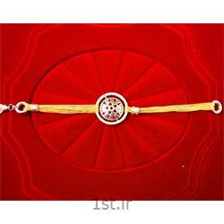 دستبند نقره طرح آرتمیس کد 1-0110