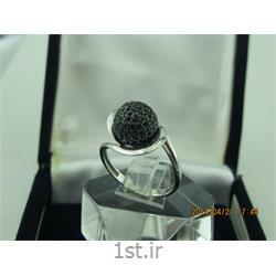 انگشتر نقره طرح هندسی رامینا74-0215