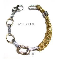 دستبند نقره طرح آیشین کد 7-0113