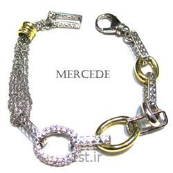 دستبند نقره طرح آیشین کد 8-0113