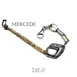 دستبند نقره طرح آرتمیس کد16-0110