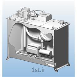 عکس تجهیزات آسانسورپاوریونیت آلگی آلمان با شیر مکانیکی