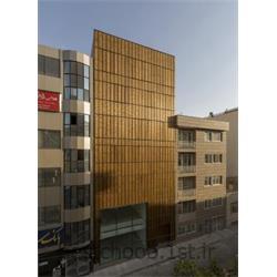 عکس سایر چوب های ساختمانینمای چوبی ساختمان