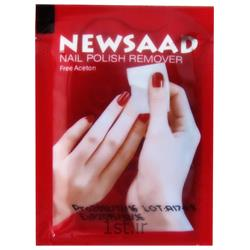 دستمال لاک پاک کن نیوساد