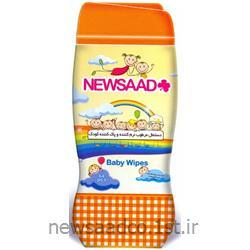 دستمال مرطوب - پاک کننده و نرم کننده کودک