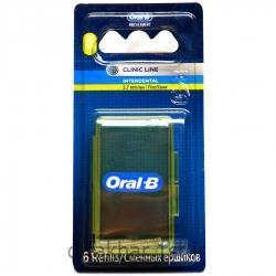 عکس سایر محصولات بهداشت دهانیدک بین دندانی استوانه ای اورال بی