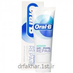 عکس خمیردندانخمیر دندان ترمیم کننده لثه و مینا Extra Fresh  اورال بی