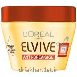 ماسک مو ترمیم کننده مو شکننده آنتی کیس السیو لورآل