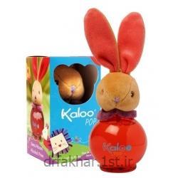 عکس عطرعطر کودک POP کلو (مدل درب خرگوشی) 100 میل