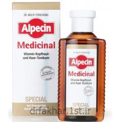 تونیک ویتامینه اسپشیال مدیسینال آلپسین 200 میل