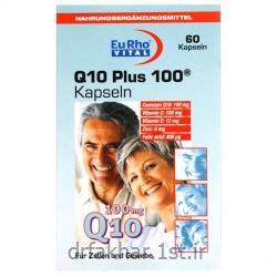 کپسول کیوتن پلاس 100 یوروویتال 60 عددی