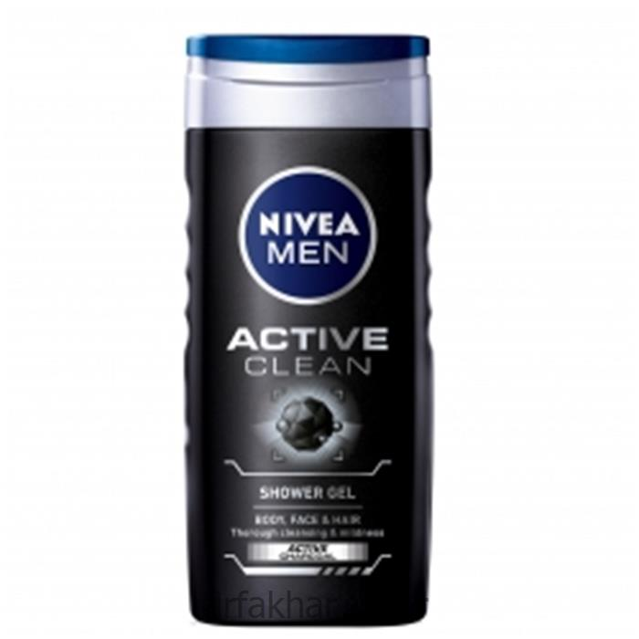 شامپو بدن مردانه ACTIVE CLEAN نیوآ 250 میل