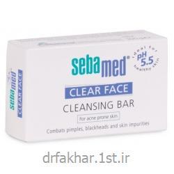 پن پاک کننده و روشن کننده پوستهای مستعد آکنه سبامد 100 گرم