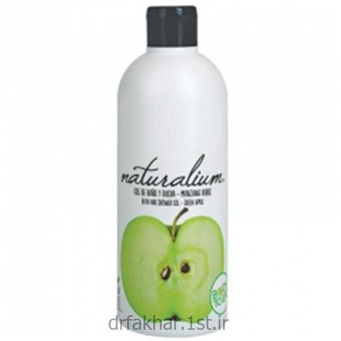 عکس سایر لوازم حمامشامپو بدن سیب سبز ناتورالیوم
