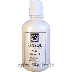 عکس کرم و لوسیون صورتلوسیون درمان آکنه رکسول
