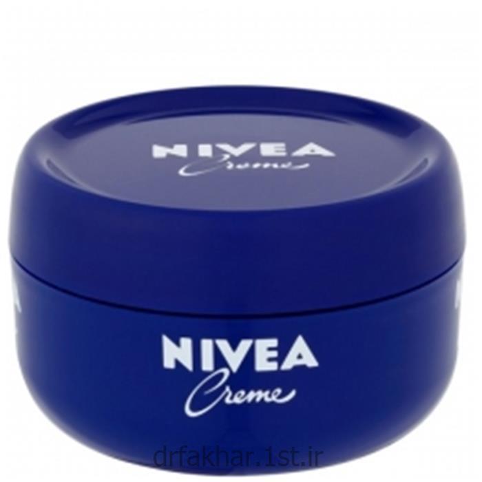 عکس مرطوب کنندهکرم مرطوب کننده نیوآ 100 میل Nivea Cream Blue 100ml