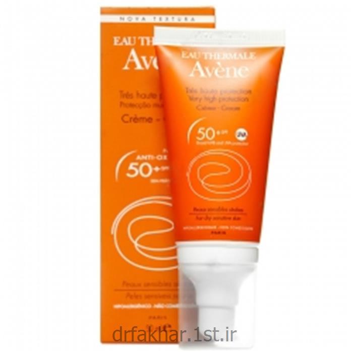 کرم ضد آفتاب SPF50 اون (رنگی)
