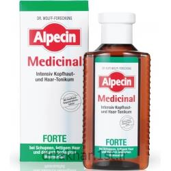 تونیک فورت مدیسینال آلپسین Alpecin Medicinal Fort 200ml