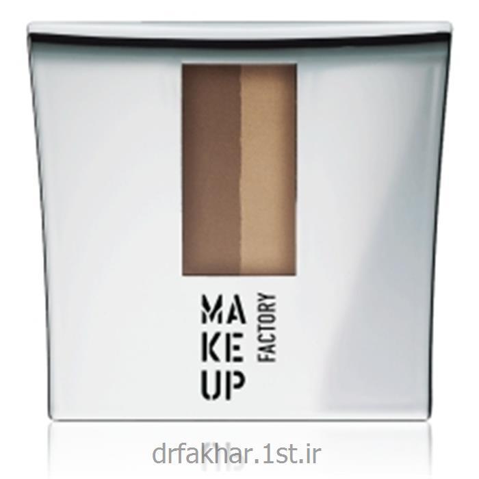 عکس سایر محصولات آرایشیسایه ابرو پودری میکاپ فکتوری شماره 01