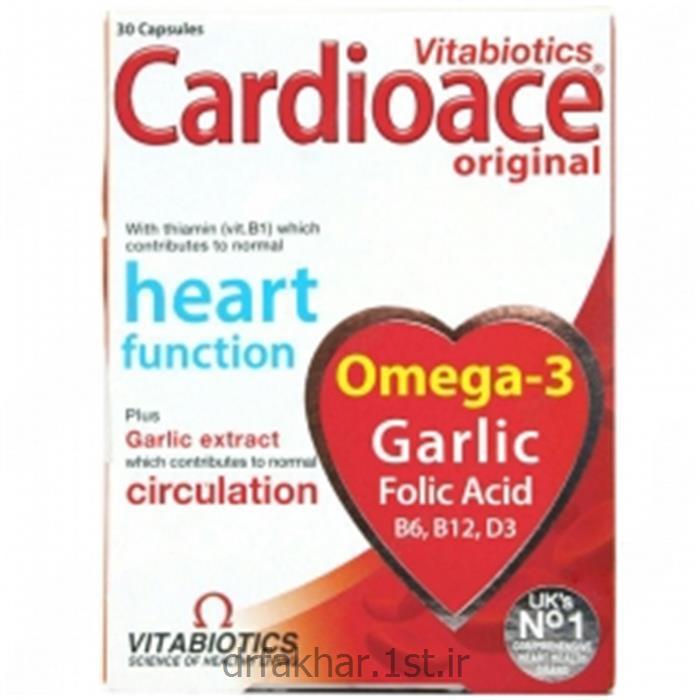 کاردیوایس ویتابیوتیکس Vitabiotics Cardioace
