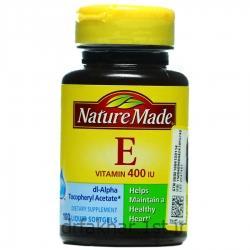ویتامین E نیچرمید100 عددی