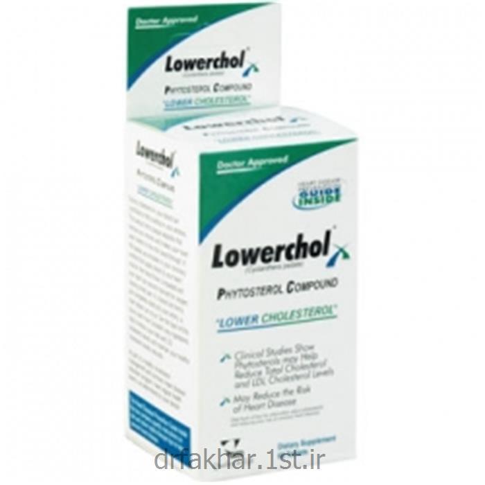 لوورکل کاهش دهنده کلسترول ویتان
