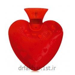 کیسه آبگرم 6410 فشی (طرح قلب بدون روکش)