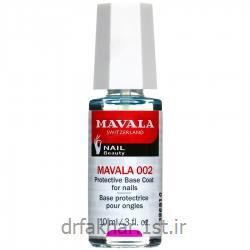 محلول محافظ ناخن ماوالا 002